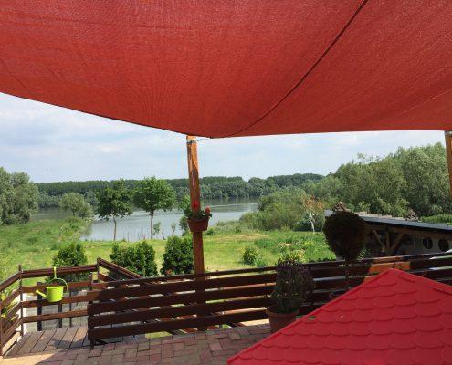 Napvitorla Duna menti nyaralóra