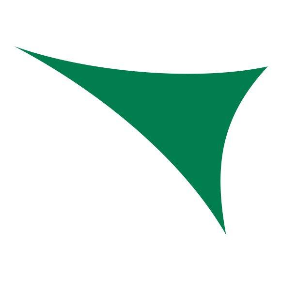 Egyedi háromszög napvitorla